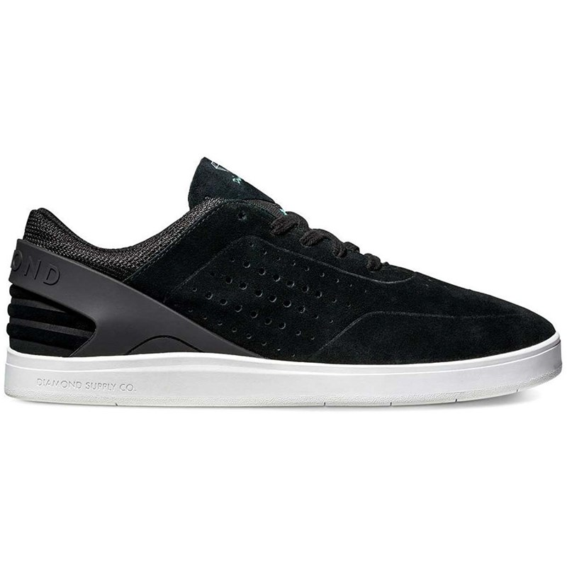 boty DIAMOND - Graphite Black (BLK)