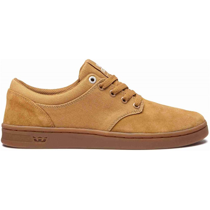 boty SUPRA - Chino Court Tan-Gum (278)