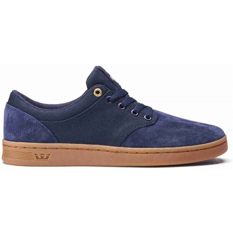 boty SUPRA - Chino Court Midnight-Gum (414)