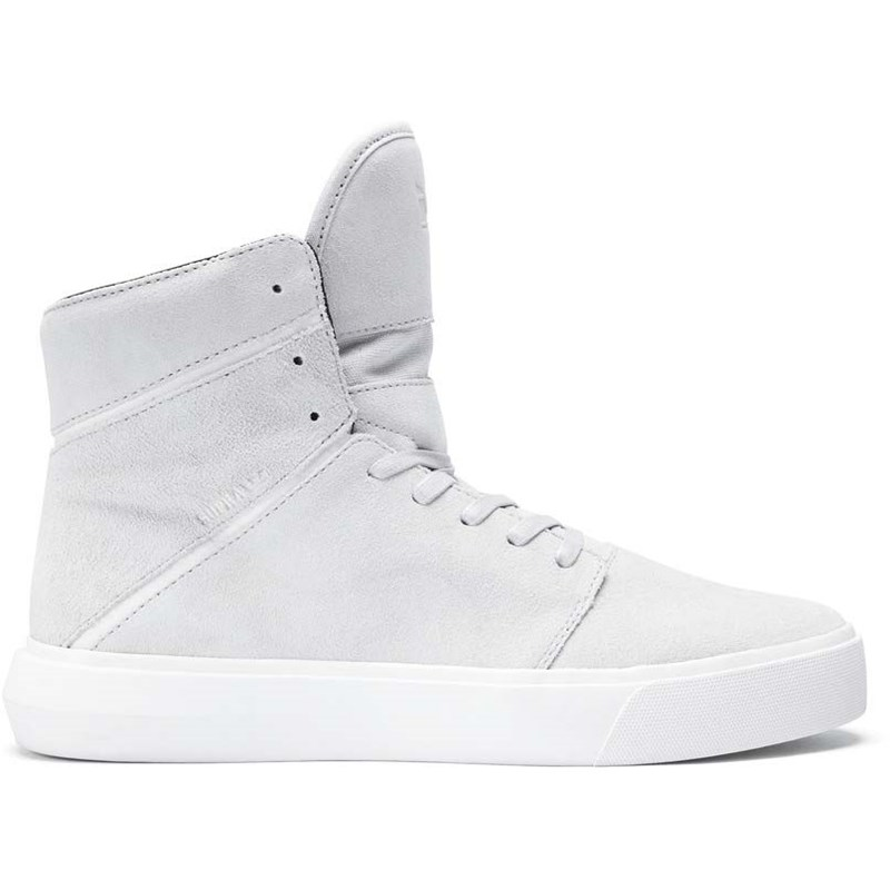 boty SUPRA - Camino Light Grey-Off White (LGY)