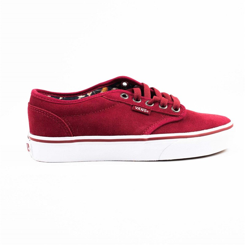 boty VANS - Atwood (Weatherized) Tibetan Red (OU5)