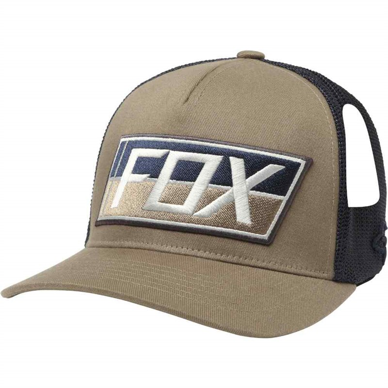 kšiltovka FOX - Hellbent 110 Snapback Hat Fatigue Green (111)