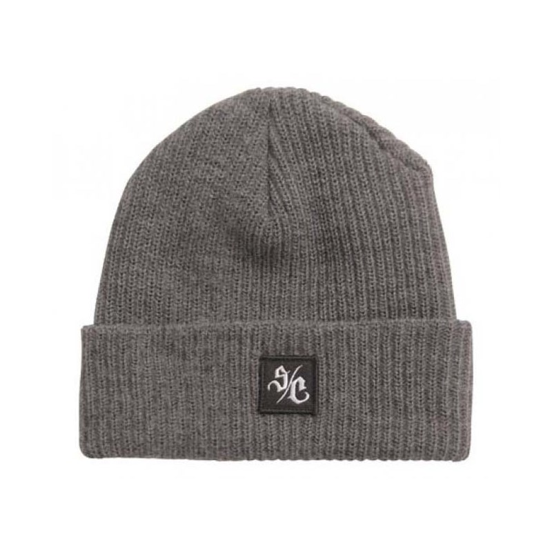 kulich SANTA CRUZ - Holden Beanie Heather Grey (HEATHER GREY)
