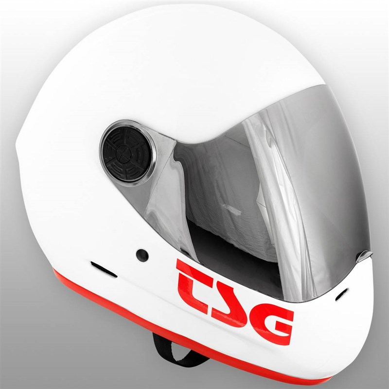 helma TSG - Pass Solid Color Gloss White (332)