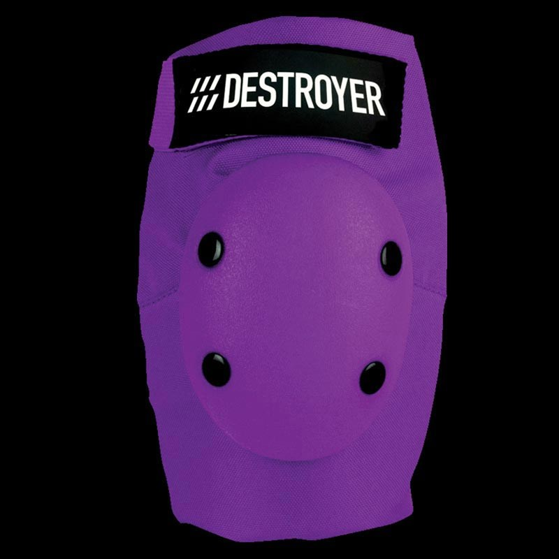 chránič loktů DESTROYER - Am Elbow Purple (PRP)