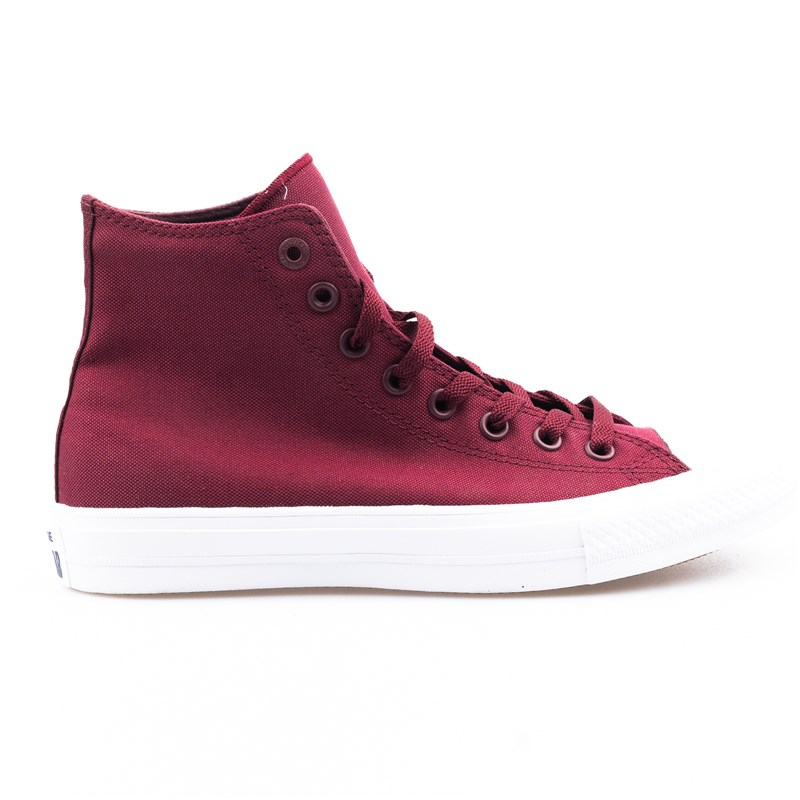 boty CONVERSE - Chuck Taylor All Star Ii Deep Bordeaux/White/Navy (DEEP BORD WHT NAVY)