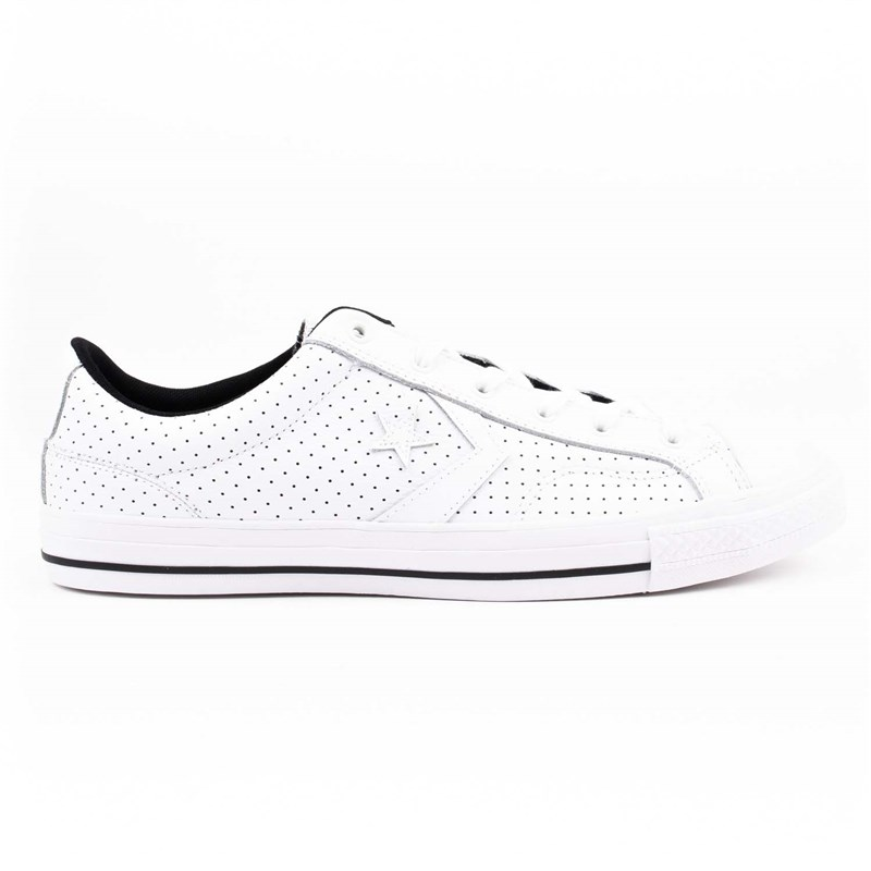 boty CONVERSE - Star Player WHite/White/Black (WHITE/WHITE/BLACK)