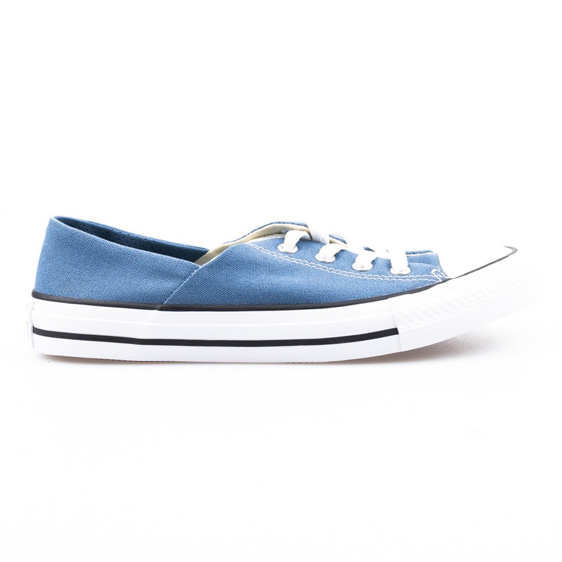 boty CONVERSE - Chuck Taylor All Star Coral Blue Coast/White/Black (BLUE COAST WHT BLK)