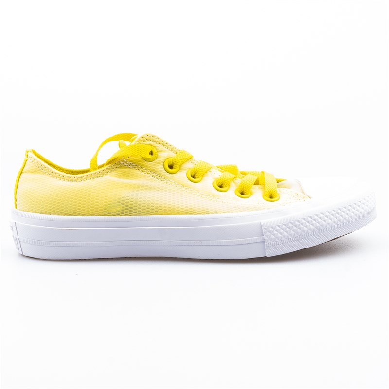 boty CONVERSE - Chuck Taylor All Star II Fresh Yellow/Fresh Yellow/White (FRESH YELLOW-WHT)