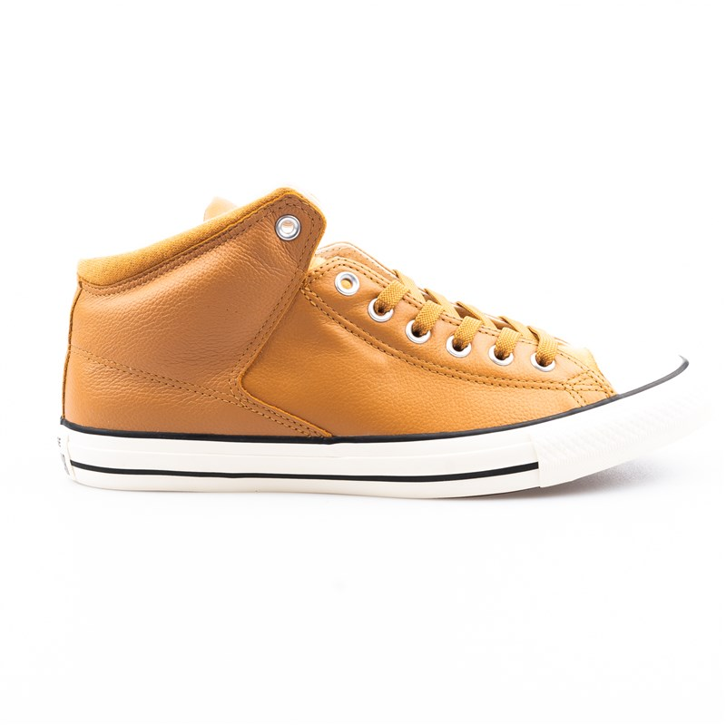 boty CONVERSE - Chuck Taylor All Star High Street Raw Sugar/Egret/Black (RAW SUGAR-EGR-BLACK)
