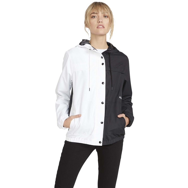 bunda VOLCOM - Enemy Stone Jacket Black White (BWH)