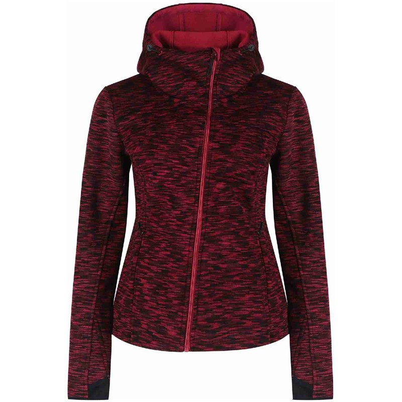 mikina BENCH - Variety Berry Red (RD079)