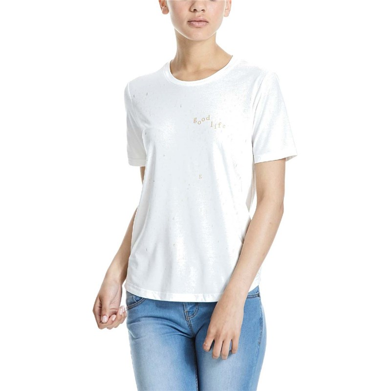 triko BENCH - Light Top Off White (CR003)
