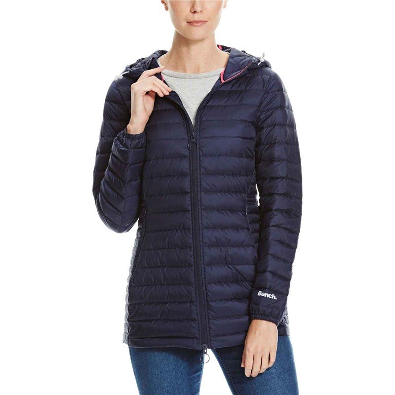 bunda BENCH - Easy Down Jacket Maritime Blue (BL193)