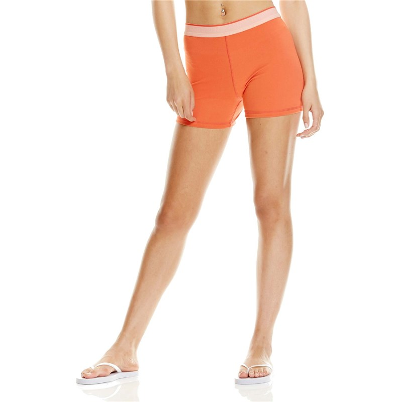 kraťasy BENCH - Yoga Short Dusty Red (RD006)