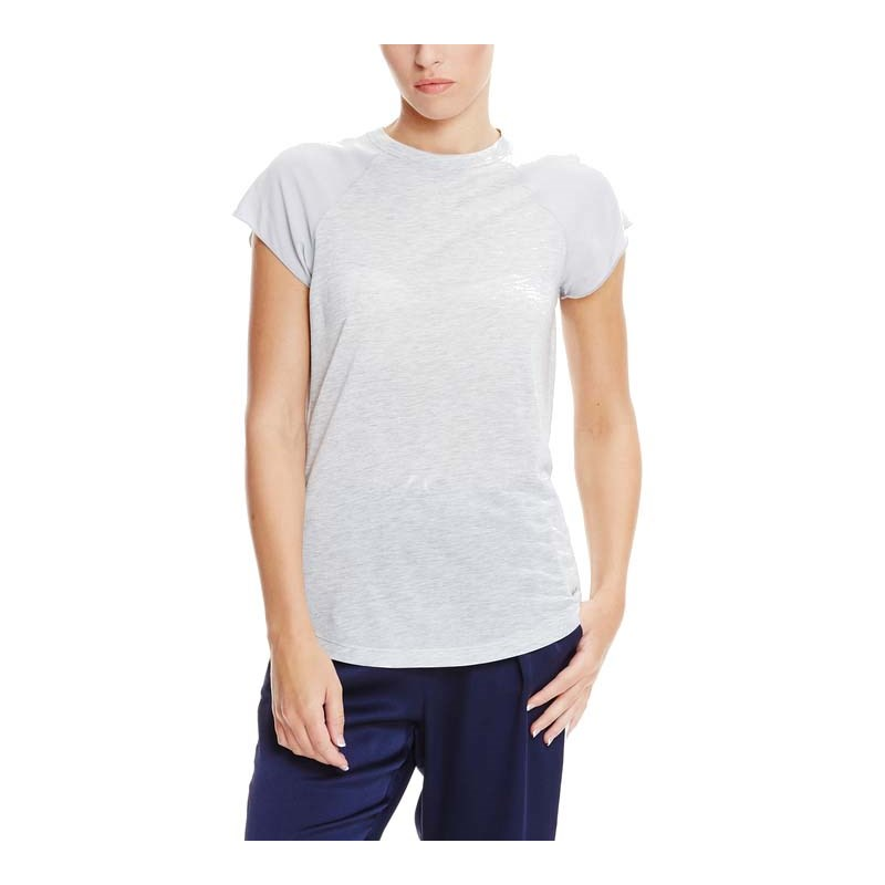 triko BENCH - Light Top Summer Grey Marl (MA1026)