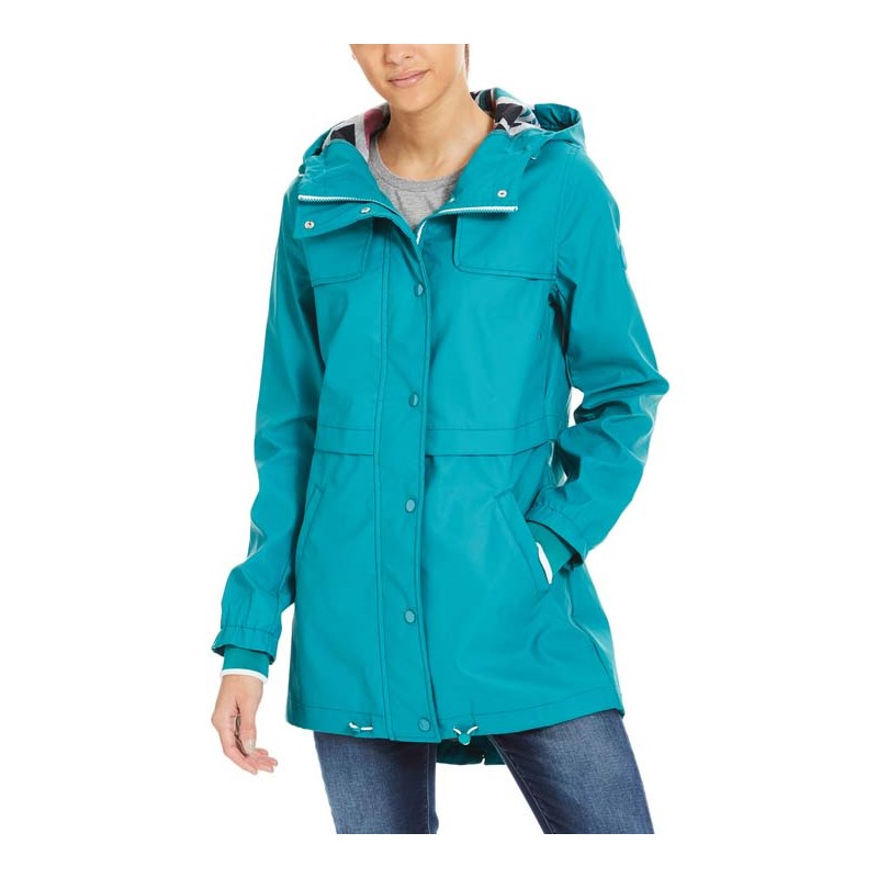 bunda BENCH - Bonded Slim Rainjacket Fanfare (GR11330)