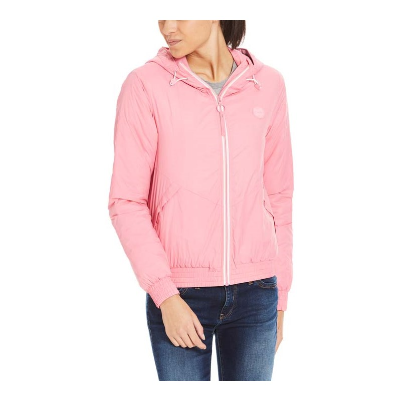 bunda BENCH - Light Padded Windbreaker Chateau Rose (PK052)