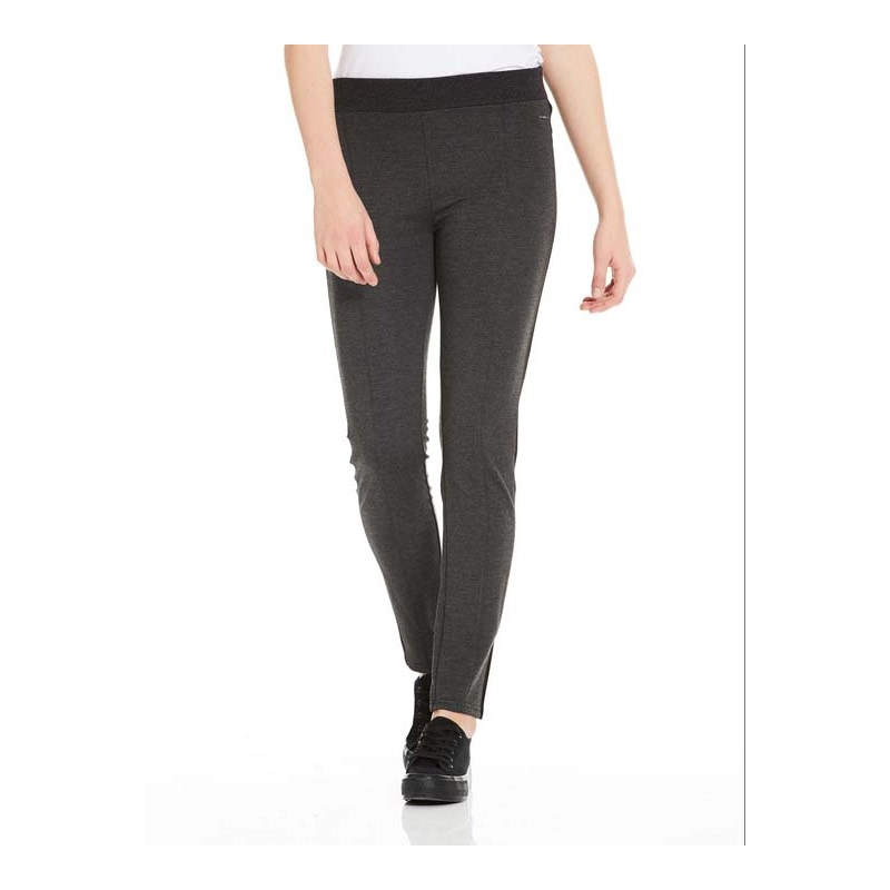 legíny BENCH - Leggings Winter Antracite Marl (MA1055)