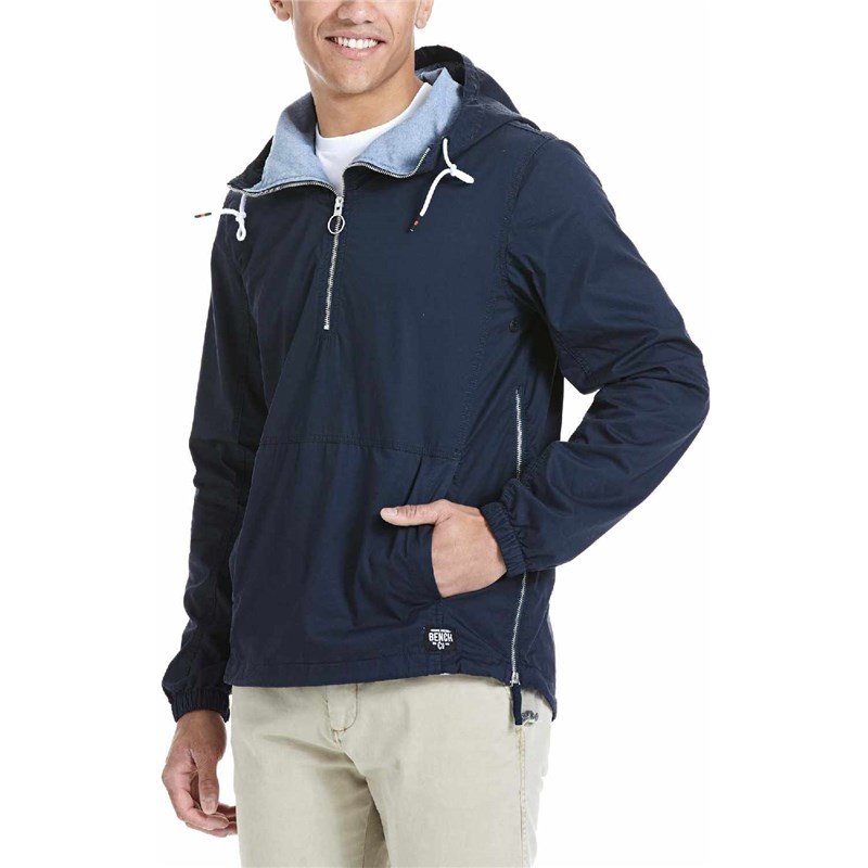 bunda BENCH - Jacket Dark Navy Blue (NY031)