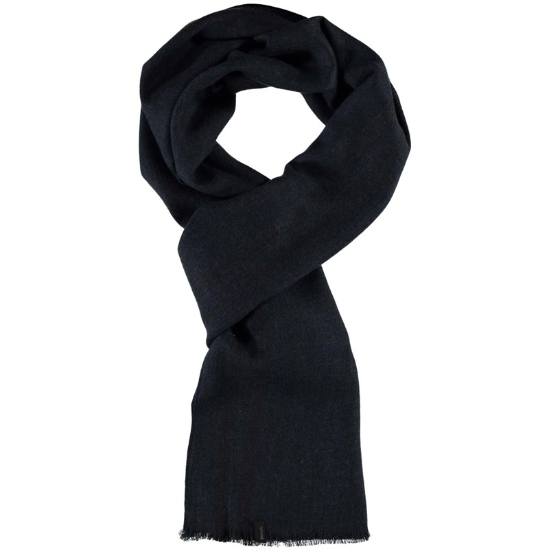 šála BENCH - Scarf Dark Navy Blue (NY031)