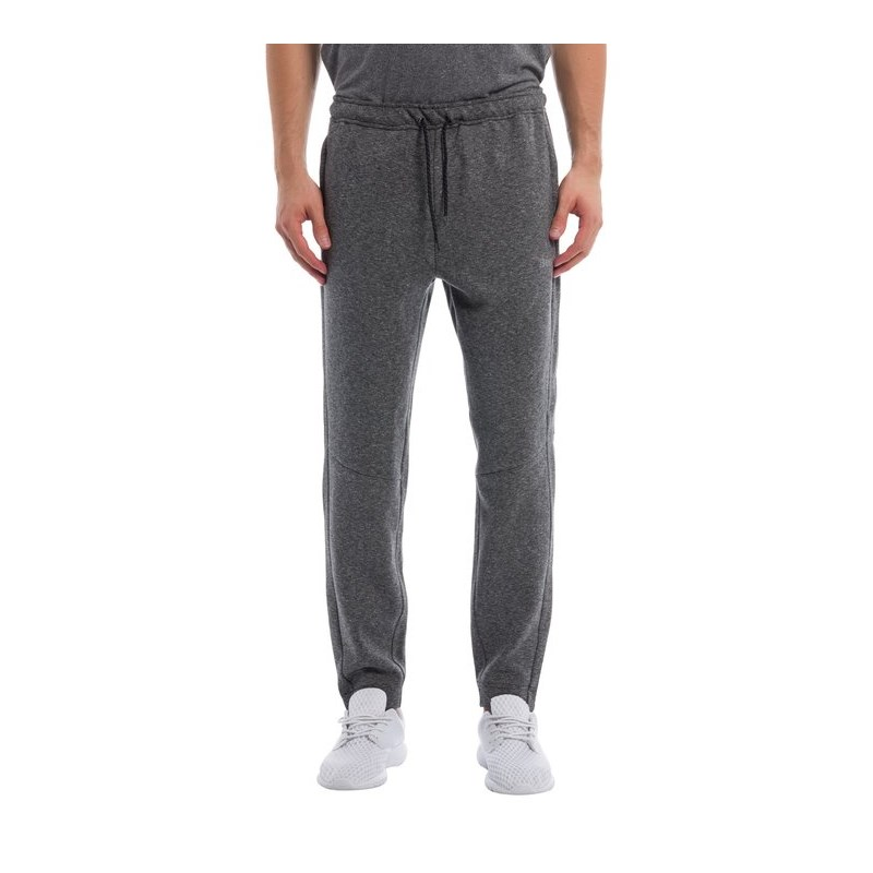tepláky BENCH - Tracksuit Pants Black Beauty Marl (MA1010)
