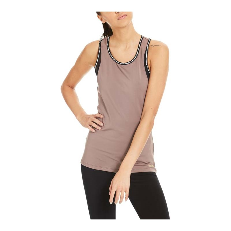 triko BENCH - Mesh Tank Two Grey (GY047)