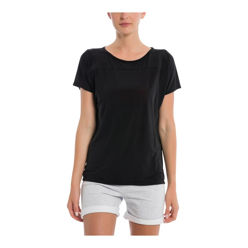 triko BENCH - Loose Active Tee Black Beauty (BK11179)