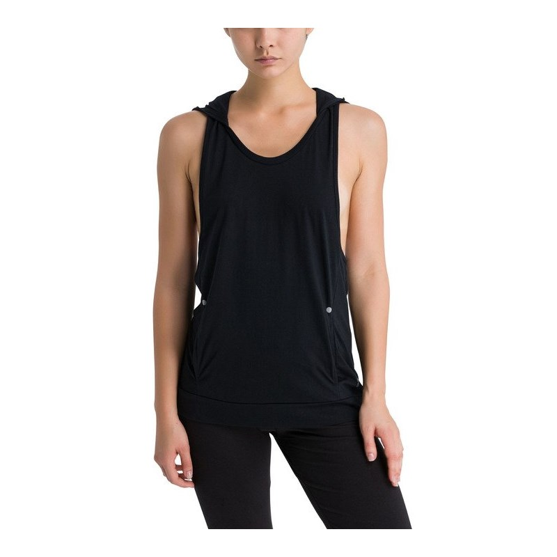 tílko BENCH - Hooded Tank Black Beauty (BK11179)