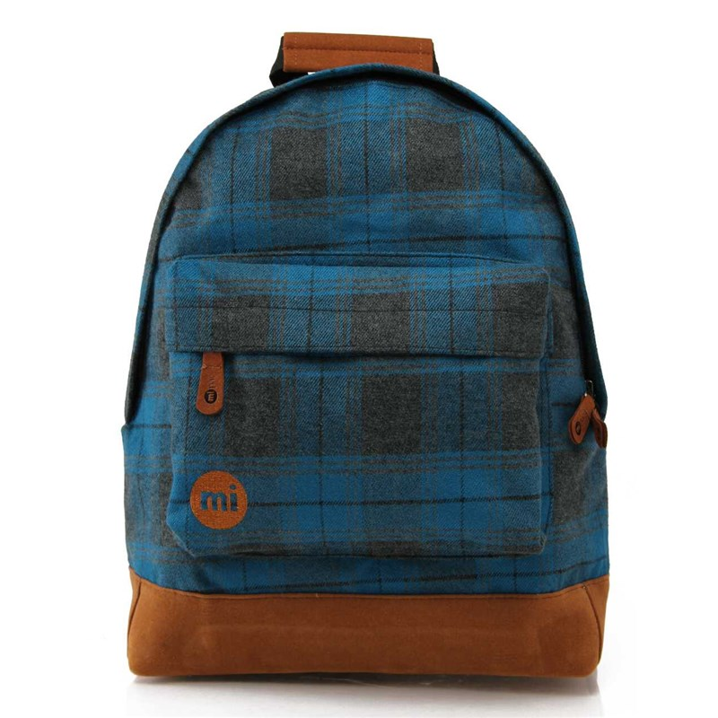 batoh MI-PAC - Premium Plaid Blue (003)