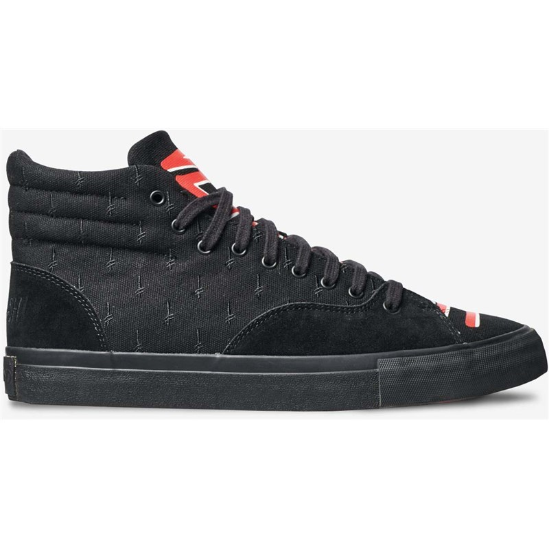 boty DIAMOND - Select Hi - Death Wish Black (BLK)