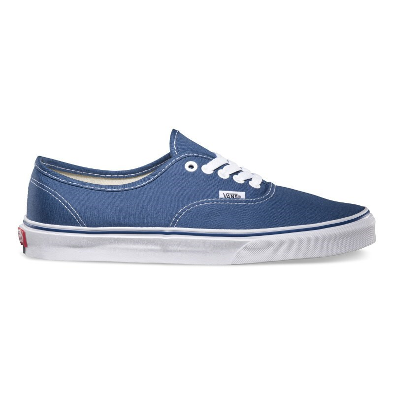 boty VANS - Authentic Navy (navy)