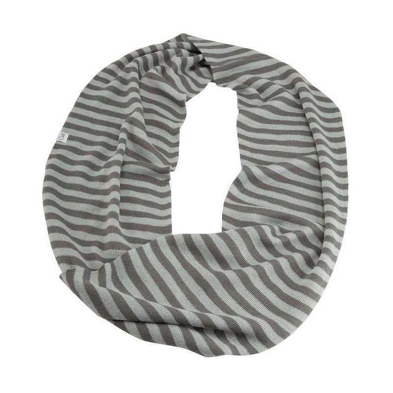 šála COAL - The Jessie Scarf Charcoal (01)