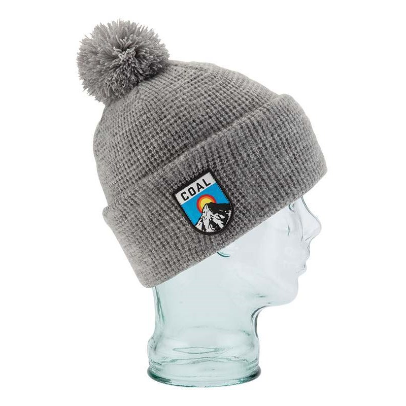 kulich COAL - The Summit Beanie Heather Grey (02)