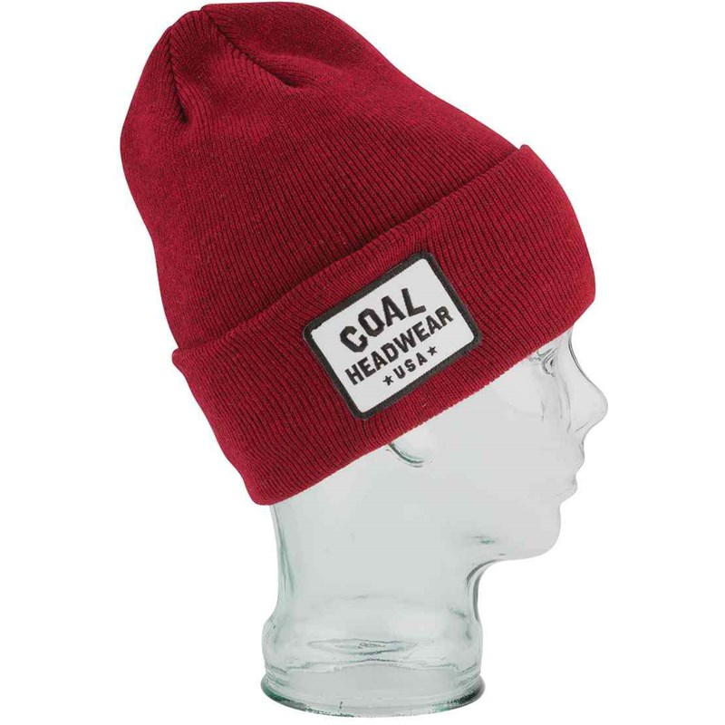 kulich COAL - The Uniform + Heather Red (05)