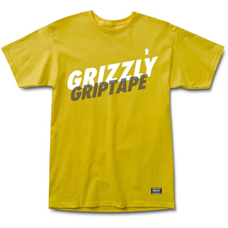 triko GRIZZLY - Movin Up Gld (GLD)