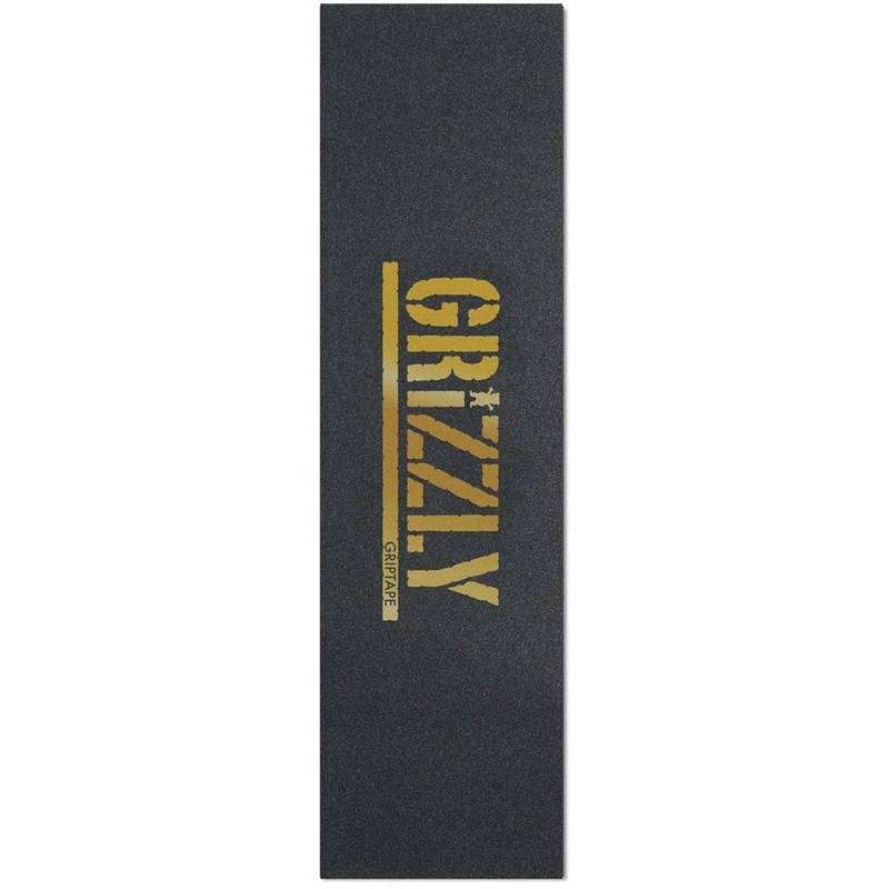 grip GRIZZLY - Gold Stamp Griptape Gld (GLD)