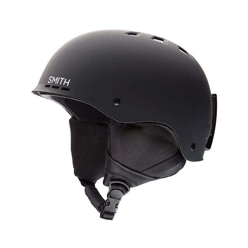 snb helma SMITH - Holt 2 Matte Black (ZE9)