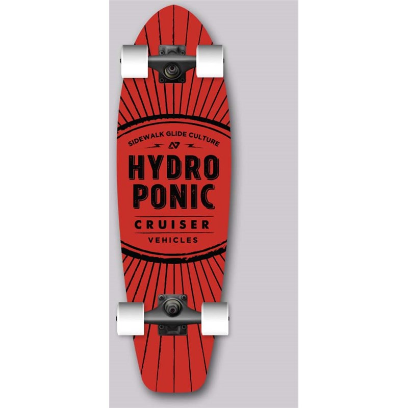 cruiser HYDROPONIC - Hine 2.0 22,5X6,5 Red (RED)