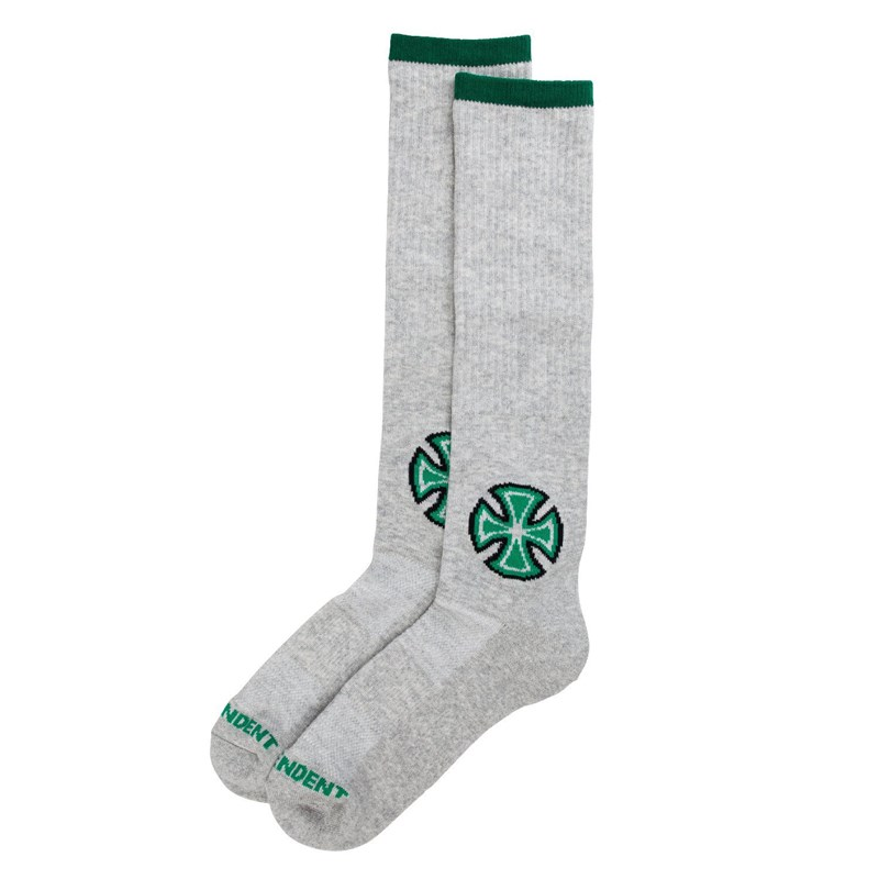 ponožky INDEPENDENT - BC Primary Sock Athletic Heather (ATHLETIC HEATHER)