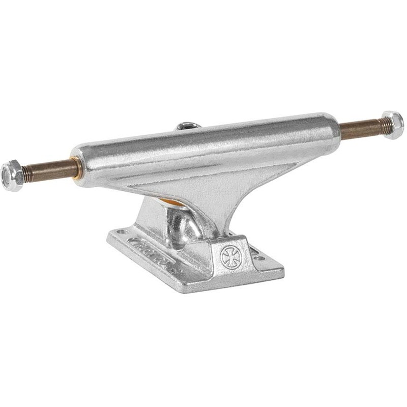 trucky INDEPENDENT - 144 Forged Hollow Silver Standard (91681)