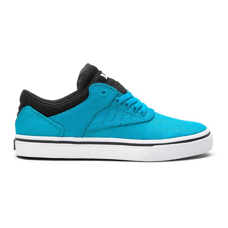 80671be7fd8 boty SUPRA - Spectre - Griffin(Kids) Turquoise Black (TQB)