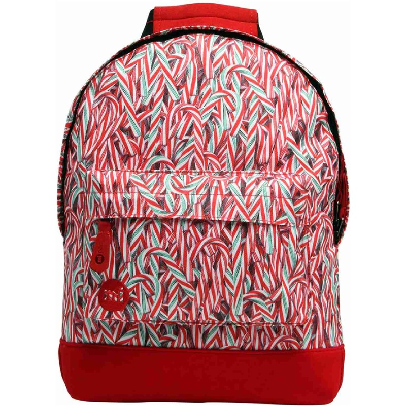 batoh MI-PAC - Mini Candy Canes Red Multi (005)