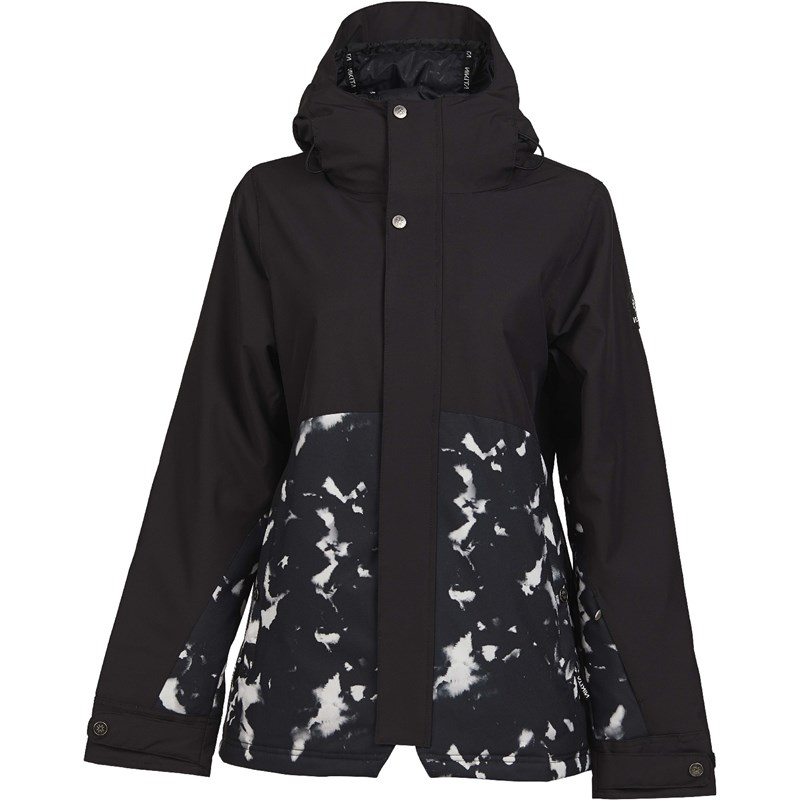 bunda NIKITA - Sitka Jacket Black (BLK)