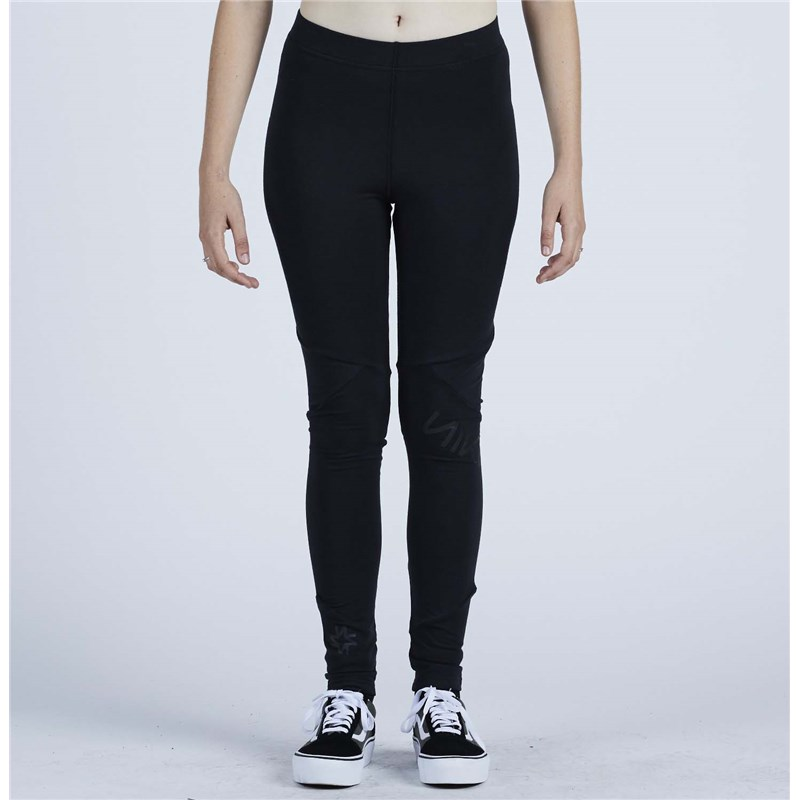 legíny NIKITA - Debut Legging Black (BLK)