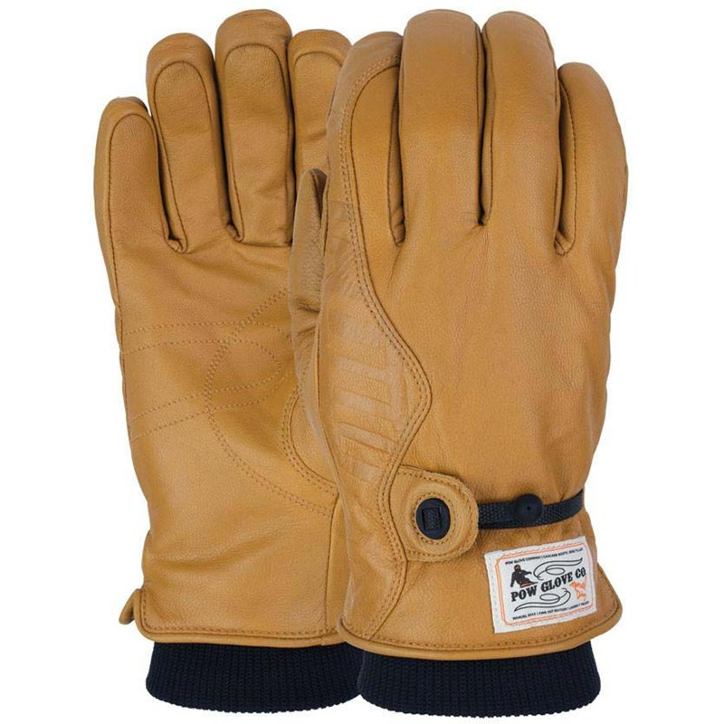 rukavice POW - HD Glove Natural (NA)