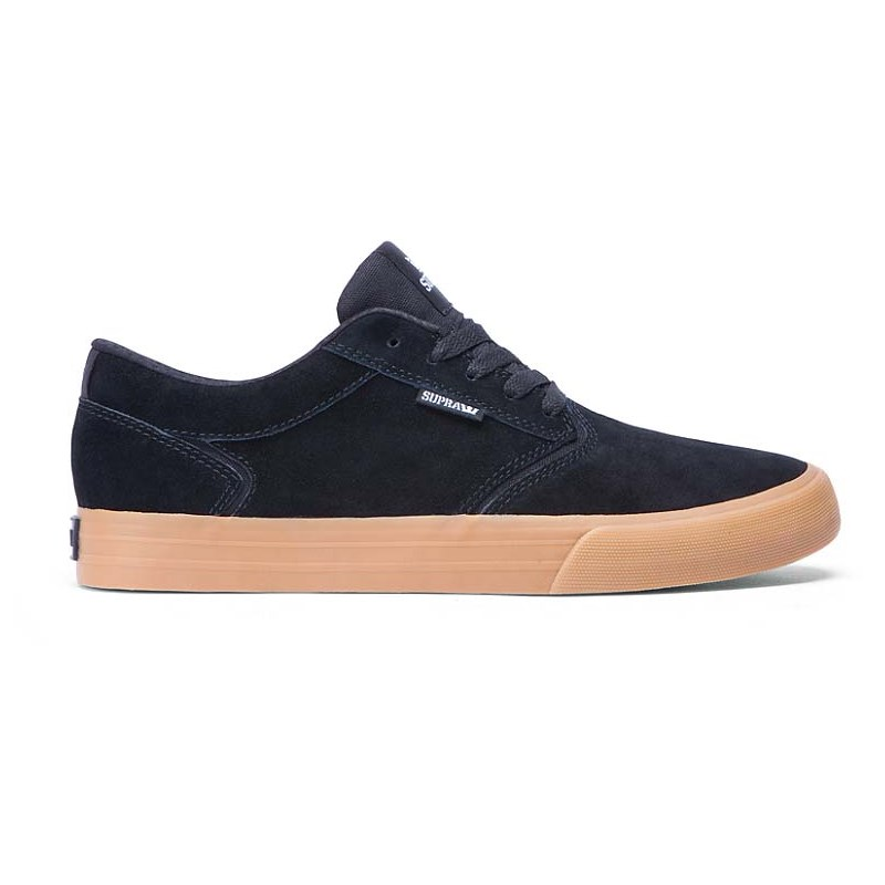 boty SUPRA - Shredder Black-Gum (BGM)