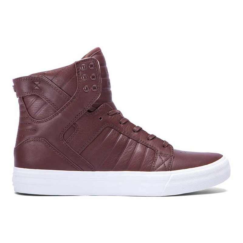 boty SUPRA - Skytop Hf Chocolate-Off White (CHO)