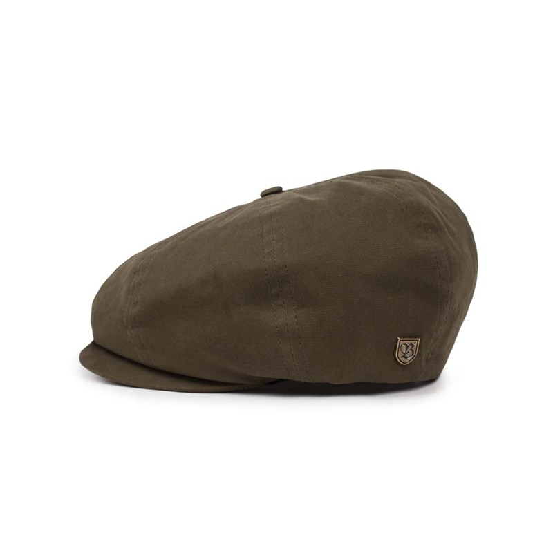 bekovka BRIXTON - Brood Snap Cap Army (ARMY)