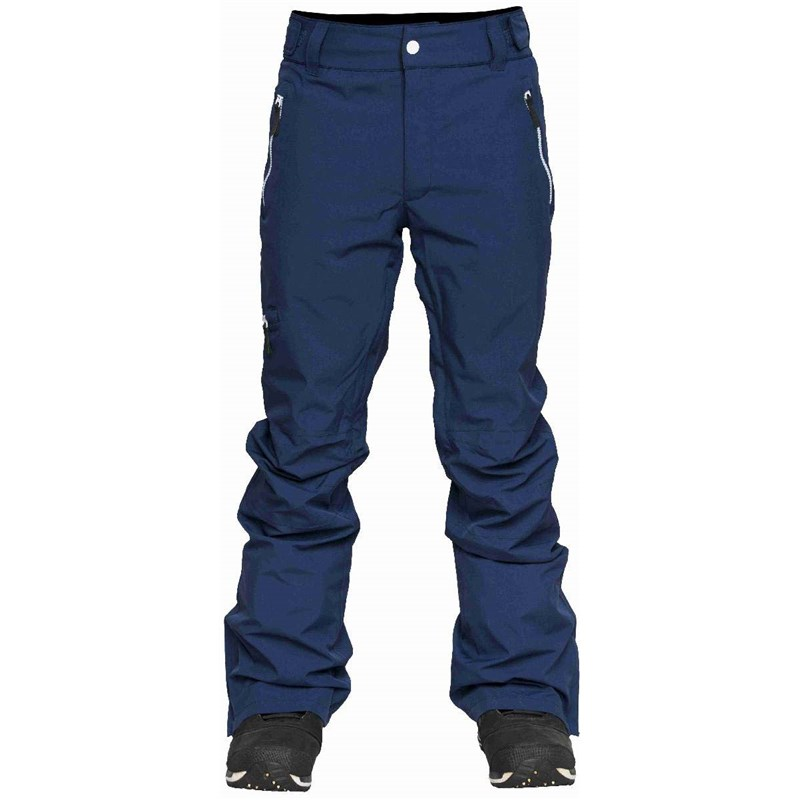 kalhoty CLWR - Sharp Pant Midnight Blue (635)
